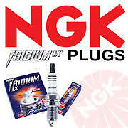 NGK 3981 Iridium IX Bujía BR9EIX para Aprilia, Gilera, Honda, ITALJET