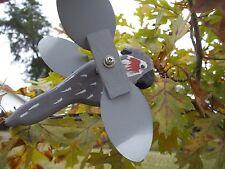 Cockatiel Mini Whirligigs Whirligig Windmill Yard Art Hand made from wood