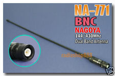 Nagoya NA-771 BNC Dual band antenna ANT for Icom radio