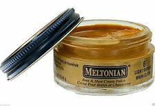 NEW Meltonian BOOT & SHOE CREAM Leather POLISH by Kiwi MULTIPLE COLORS AVAILABLE