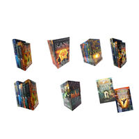 Rick Riordan Collection Books Set Magnus Chase,Trials of Apollo,Percy Jackson