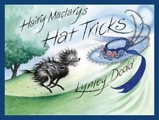 Hairy Maclary Hat Tricks by Lynley Dodd Hardcover Book