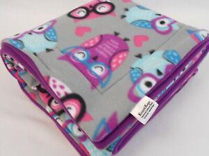 Eyeglass Owls-Fleece Cage Liners-Lofts-Cuddle Sacks-Beds-Pee Pads-Corner Hidey