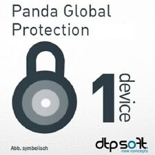 Panda Global Protection / Dome Complete 1 PC 2019 VOLLVERSION 1 GERÄT 2018 DE EU