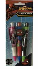 Marvel Spiderman 3 Pen Set