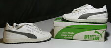 Original 1980's Puma Ralph Sampson Low Leather Upper Shoes Size 6 1/2