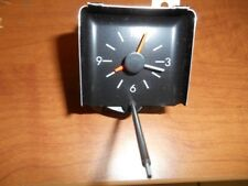 1966 1967 Buick Riviera and Riviera GS Factory Dash Clock. Very good condition