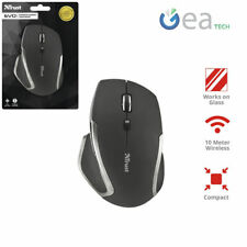 Trust Evo Advanced Wireless Mouse Compact Laser - Black