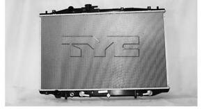 TYC 2939 Radiator Assy for Acura TL 3.2L/3.5L V6 Auto Trans 2007-2008 Models