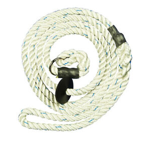 Turner Richards 2m White Gundog Spaniel Labrador Slip Lead