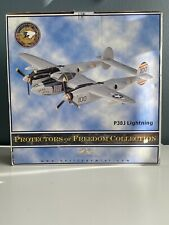 Protectors of Freedom Collection WWll P38J Lightning Military Aircraft