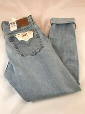 """Levi's 501s Womens SKINNY Button Fly Ripped Jeans. Size 30""""w X 32""""l"""