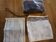 Suntone MM250 35mm Camera with Manual and Wrist Strap in its Original Box