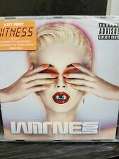 kate perry-Witness cd new