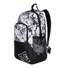 DC SHOES DETENTION II BACKPACK LILY WHITE STORM PRINT  EDYBP03091 WCQ1  SCHOOL