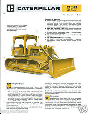 Equipment Brochure - Caterpillar - D5B LGP - Track-Type Tractor - c1978 (E3082)