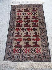 1 afghan War Rug, american war rugs, military rug, russian war rugs 137 cm 85 cm