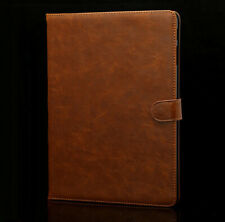 """For iPad 9.7"""" 6th/5th PRO 10.5""""/9.7"""" Tablet FOLIO LEATHER STAND SMART CASE COVER"""