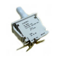 Nordyne 304629000 Door Switch 125/250 Vac, 10 Amp