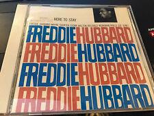 """Freddie Hubbard """"Here to Stay"""" JAPAN cd"""