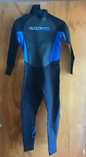 NWT Men's US Divers Full Wetsuit Size SM (Small) 3.5 Mil