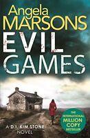 Evil Games (D.I. Kim Stone) By Angela Marsons