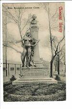 CPA Carte postale publicitaire Belgique-Mons Monument Antoine Clesse   VM28810