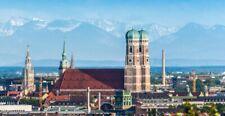 DB Bahnticket FLEXIBEL Berlin - München bis 31.10.20, für 3 Personen + Kinder