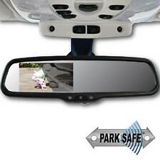 "Best Toyota Reversing Camera & Mirror System, 4.3"" HD/LCD 24 month warranty"