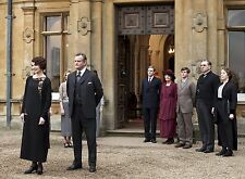 PHOTO DOWNTON ABBEY,  -  LES ACTEURS DE LA SERIE - 11X15 CM #1