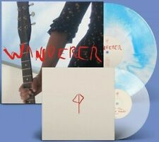 "Cat Power Wanderer SKY BLUE Vinyl LP Record - Woman CLEAR 7"" feat. Lana Del Rey"