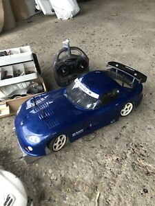 RC PRO Car Nitro Gas Power Remote Control 4WD Car 1:10 Drift Racing...New...