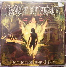 CD Cradle of Filth / Damnation and a Day – Metal Album 2003