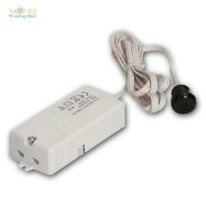Non-Contact Sensor Switch 5A/230V, 2-polig, to Upgrade IN Lamps