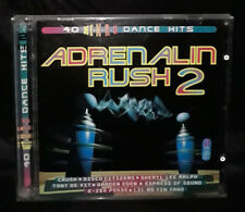 Adrenalin Rush 2 - Various Artists (CD) 2 Discs - Australia