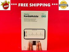 **BRAND NEW** AliveCor KARDIA MOBILE Personal WIRELESS Single Lead EKG - SEALED