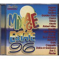 Mixage Estate 96 - REGINA TALESA ALEXIA ICE MC GALA CAPPELLA CD 1996 COME NUOVO