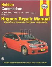 41744 - Haynes Service & Repair Manual - Holden Commodore 2006-2017 VE