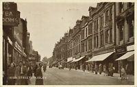 PAISLEY - High Street - Scotland - 1957