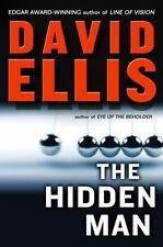 The Hidden Man by David Ellis,  HARDCOVER, 1st ed, LIKE NEW