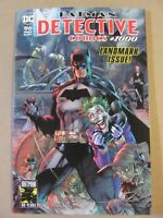 Detective Comics #1000 DC Universe Batman 12 Cover Variant Set 9.6 Near Mint+