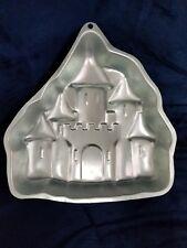 Wilton Castle cake pan year 1998 #2105-2031 birthday cake princess