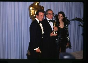 Star Trek William Shatner Persis Khambatta Academy Awards Original Transparency