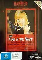 Fear In The Night DVD R4 Hammer Horror_Thriller MoviePeter Cushing_Joan Collins