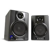 M-AUDIO AV40 coppia monitor casse speaker attivi 80 watt NUOVI garanzia ITALIA