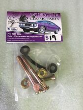 FORD XA XB XC GT FALCON FAIRMONT FAIRLANE COUPE SEDAN EXTERIOR MIRROR BOLT KIT