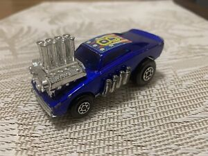 Matchbox Lesney Superfast Pi-Eyed-Piper 1972 Good Condition