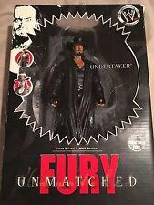 """Jakks/WWE Unmatched Fury 7"""" Figure/Statue UNDERTAKER WWE"""