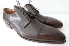 SANTONI Schuhe Herrenschuhe Businessschuhe - GR. 11 (45) - NEU/ORIGINAL