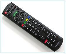 Ersatz Fernbedienung für Panasonic N2QAYB000487 Fernseher TV Remote Control /Neu